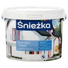 Фарба Sniezka Standart Fasad (3л) 4,2 кг
