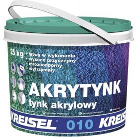 KREISEL Акрилова декоративна штукатурка короїд 1,5, 2,0 і 3,0 мм База D 010/D UA