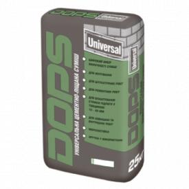 Универсальная цементно-песчаная смесь ДОПС UNIVERSAL -100