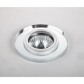 Встраиваемый точечный светильник Z-LIGHTZA 042A CH+WH LED MR16 (GU 5,3)