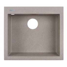 Кухонна мийка Adamant UNIVER 560х500х200, з сифоном, 07 терра