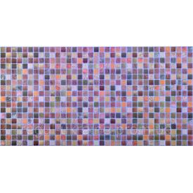 Панель ПВХ Регул Античность коричневая 0,4х488х944 мм