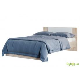 Ліжко 2-сп (1.6) (З каркасом) Лілея Нова Світ Меблів