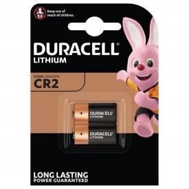 Батарейки DURACELL DL CR2 упаковка 2 шт