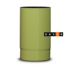 Труба для димоходу емальована сталева DOVRE 0,25 м від 150 E9