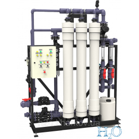 Система ультрафільтрації Toray UFS 272T-S