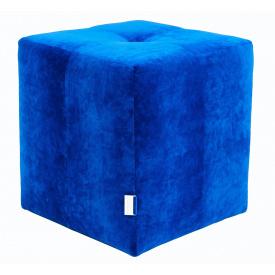 Пуфик Кристи Richman 40 x 40 x 45Н Fint Royal Blue Синий