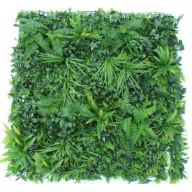 Декоративное зеленое покрытие Engard Фитостена 100x100 см GCK-08