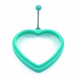 Силіконова форма для яєчні Fissman Серце AY-7566.ER