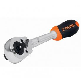 Ключ трещотки TRUPER двойной 3/8 1/2 250мм Cr-Mo (M-3812)