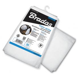 Агроволокно BRADAS 30 г/м2 зимово-весняний біле 1,1х10м (AWW3011010)
