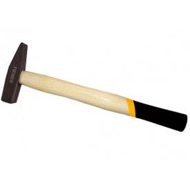 Молоток слюсарний Sigma дерев'яна ручка дуб 1000г (4316401)