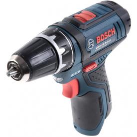 Дрель-шуруповерт аккумуляторная Bosch GSR 12V-15 (0601868101)