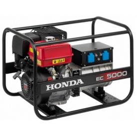 Генератор бензиновый HONDA EC 5000 K1 GV
