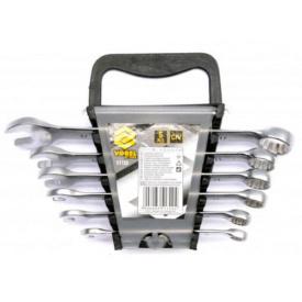 Ключи рожково-накидные VOREL М8-17мм (51720)