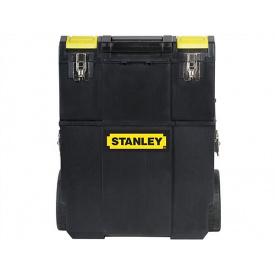 Ящик для инструмента STANLEY Mobile WorkCenter 3-секционные 475x284x570 мм (1-70-327)