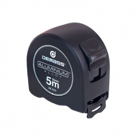 Рулетка измерительная Demass Aluminium 5мx25мм (ME 5025)