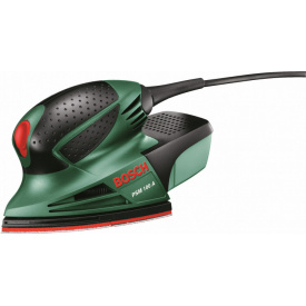 Шлифмашина вибрационная Bosch PSM 100 A (06033B7020)