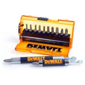 Набор бит DeWALT Torx, Philips, Pozidriv, 14 шт (DT71570)