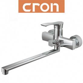 Смеситель для ванны длинный нос Cron Sonata EURO (Chr-006)