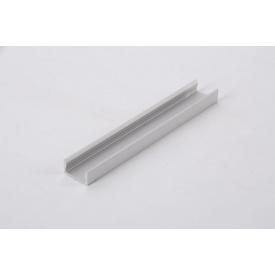 Алюминиевый профиль накладной для светодиодной ленты LED 5950 мм