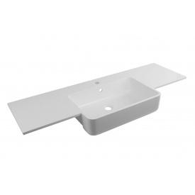 Умывальник для ванной комнаты Bulsan Magic 1205x455х147