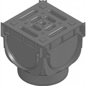 Угловой соединительный элемент HAURATON TOP Х 137x125x137 мм