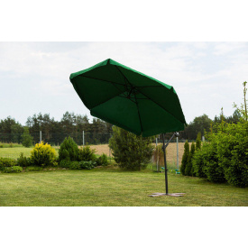 Садова парасоля Furnide зелена300 див