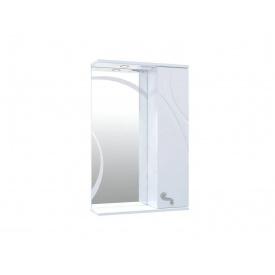 Зеркало со шкафчиком и подсветкой Ронда