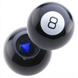 Шар предсказатель UFT Magic Ball 8