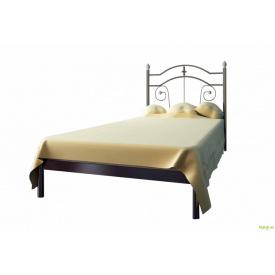 Ліжко Діана 80х190 + вклад ДВП Метал-Дизайн