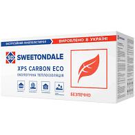Плиты пенополистирольные экструзионные CARBON ECO FAS/2 S 2 1180x580x40-L 10 шт