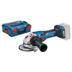 Акумуляторна безщіткова кутова шліфмашина Bosch Professional GWS 18V-15 C без акб