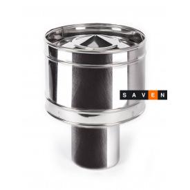 Волпер с нержавеющей стали одностенный 0,5 мм, AISI 201, 180