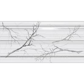 Панель ПВХ Регул Ветка серая 0,4х480х957 мм