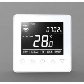 Терморегулятор для теплых полов Wi-Fi WARM LIFE (ET 61 W) 16А