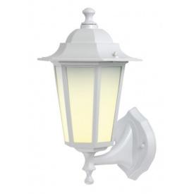 Садово-парковий світильник Lemanso,настінний 60w PL6101 білий