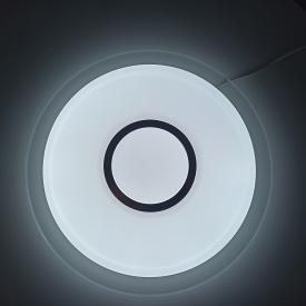 Светодиодная люстра с пультом NLO-2 90Вт 570*70мм до 30кв/м 3000-6000К