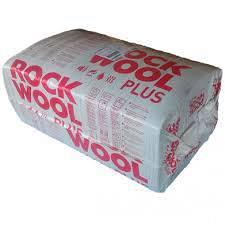 Мінеральна вата Rockwool ROCKMIN PLUS 100х1000х610 мм 6,1 м2/упаковка