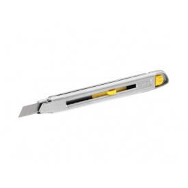 Нож STANLEY серия Interlock 9 мм сегментированное лезвие 135 мм 0-10-095