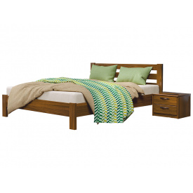 Ліжко Рената Люкс 180х190 з бука щита