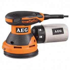 Шлифовальная машина AEG EХ 125 ES
