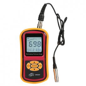 Толщиномер ЛКП для автомобиля Fe 0-1800мкм BENETECH GM280F