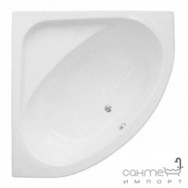 Угловая ванна Polimat Standard 150x150 белая (00248)