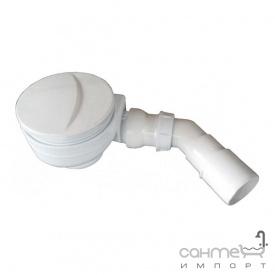 Сифон для душевого поддона Radaway TB90P White матовый белый
