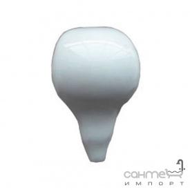 Элемент керамический угловой закругленный Арт-керамика