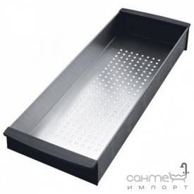 Коландер к кухонной мойке Franke 112.0066.060 нержавеющая сталь 418x156x54 мм