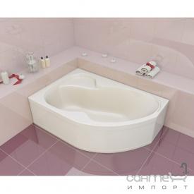 Асиметрична ванна Artel Plast Валерія левосторонняя
