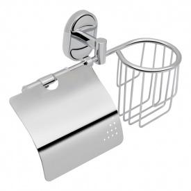 Держатель для туалетной бумаги Lidz (CRM) 114.03.02