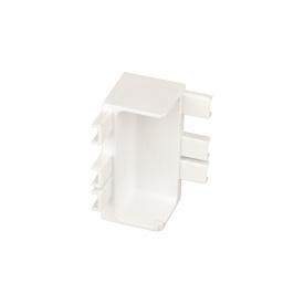 Угол внутренний 90* к L-образному профилю Gola Volpato Clap`n`FIT белый